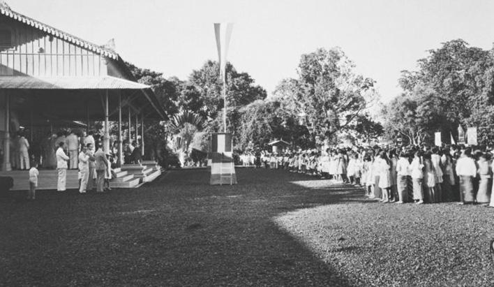 "Diponegoro dan Gadjah Mada ""Kumpul"" di Magelang"