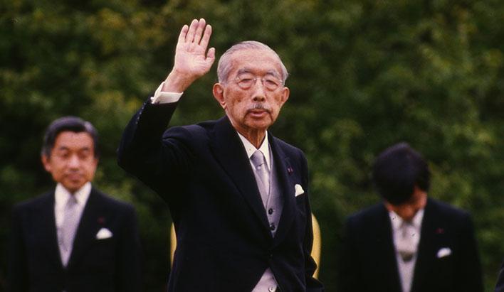 Hirohito (1) :Menggantung Tanya