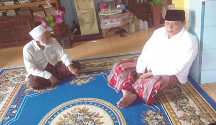 Pertarungan Doa Ulama