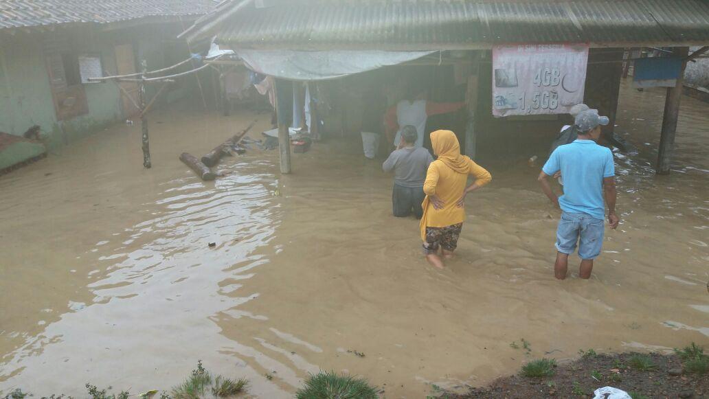 Banjir kok Langganan…