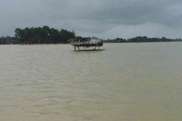 Banjir Jelang Pencoblosan