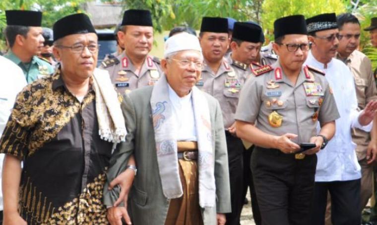 Tito dan Ulama Banten