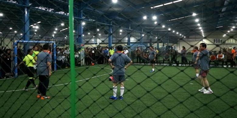 Jokowi Kuat 7 Menit