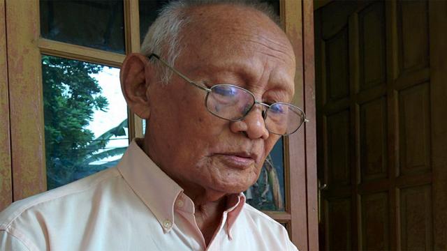 Gerson Poyk Wafat