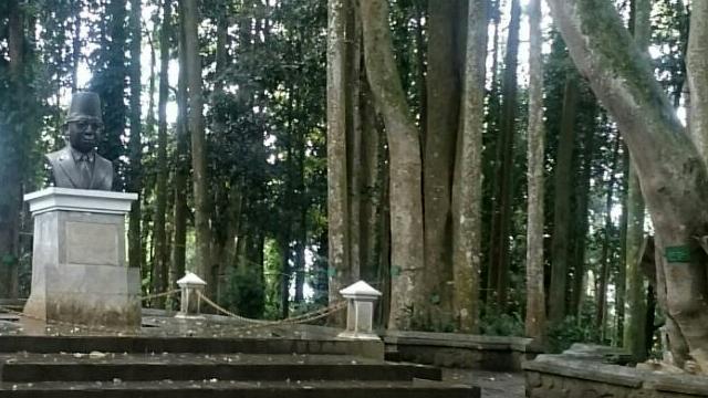 Seru-seruan di Taman Hutan Djuanda