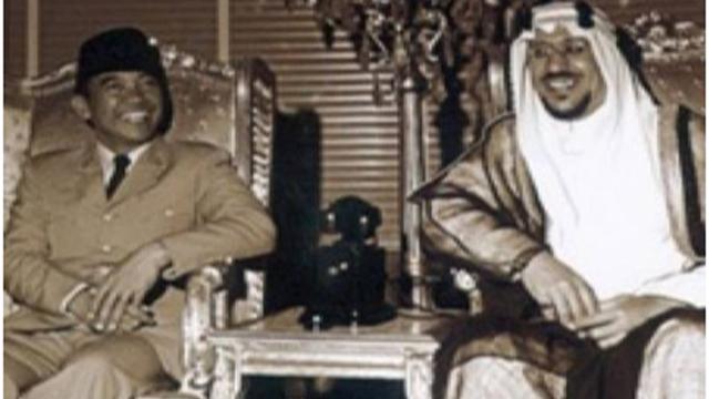 Perjalanan Nostalgia Raja Salman ke Indonesia
