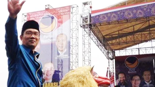Kang Emil Butuh 15 Kursi Lagi