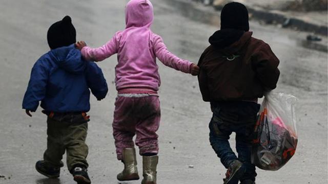 Amarah Anak Suriah