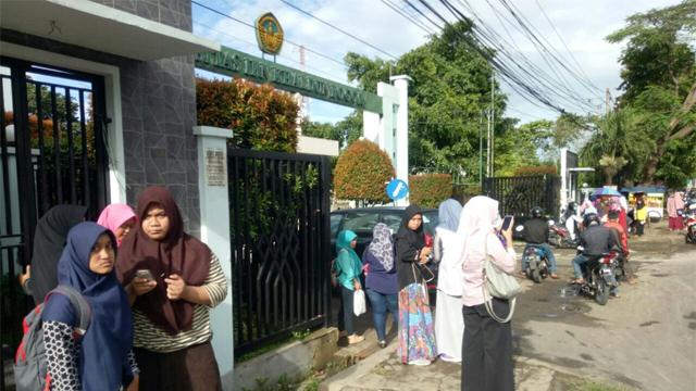 Angkot Mogok di Bogor, Walikota Sibuk Urus Taman