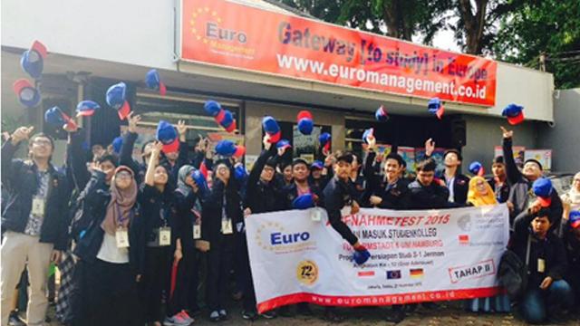 Kuliah di Eropa Yuk…
