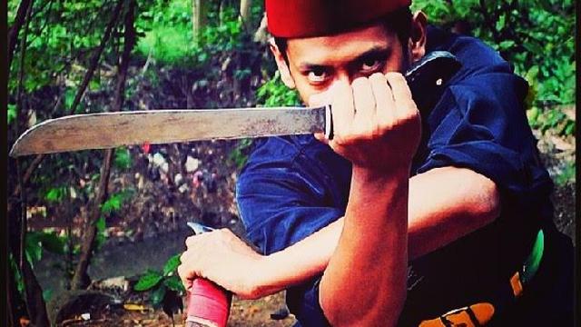 Ilustrasi Jawara Banten (Jakartanews)