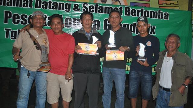 Telaga Metro Juara Grand Prix Fishing Tournament IX