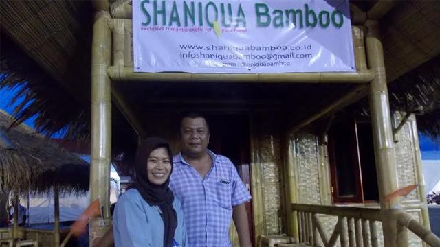 """Geliat """"Shaniqua Bamboo"""""""