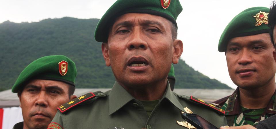 TNI tak Bisa Lagi Melakukan Litsus