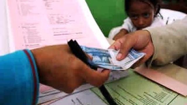 Di Riau, Marak Pungutan Sekolah