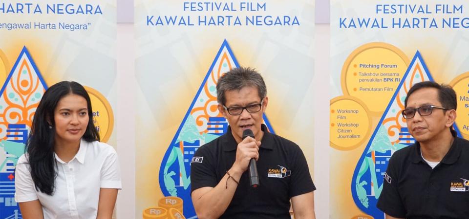 Roadshow Festival Film Kawal Harta Negara