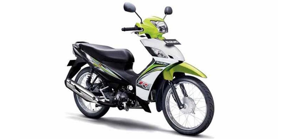 New Suzuki Smash Fi Lahir Kembali