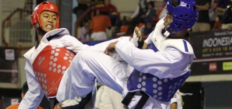 Turnamen Taekwondo Menhan Cup 2017