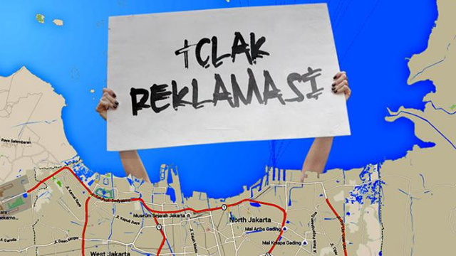Jakarta tanpa Reklamasi