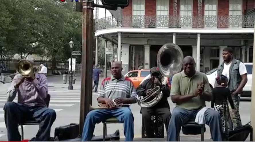 Menikmati Jazz di New Orleans