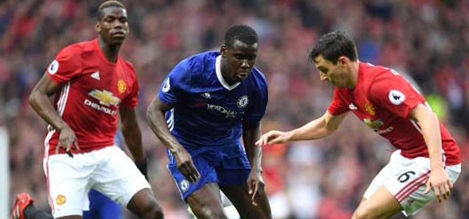 Manchester United Tekuk Chelsea 2-0