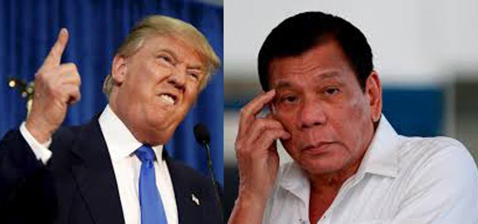 Trump Ajak Duterte Bertemu di Gedung Putih