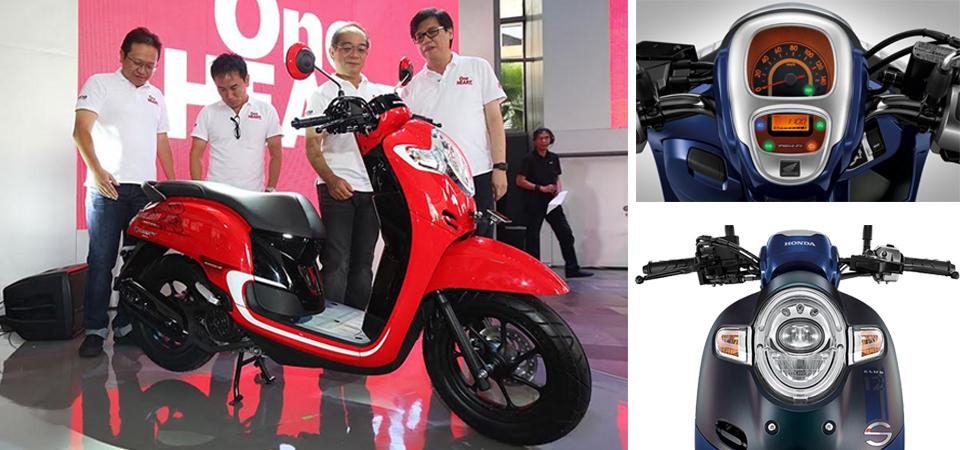 All New Honda Scoopy, Desain Baru Plus Fitur Canggih