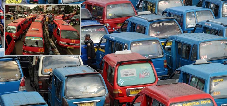 Asyik, Jakarta Wacanakan Angkot Ber-AC