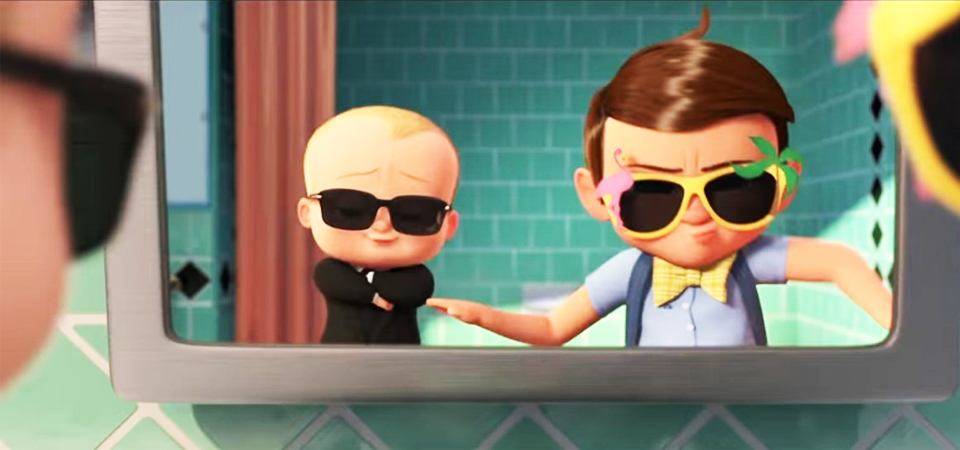The Boss Baby: Baby Corp vs Puppy Co