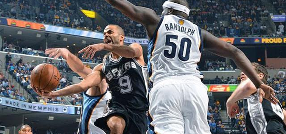 Tekuk Grizzlies, Spurs Melenggang ke Semifinal