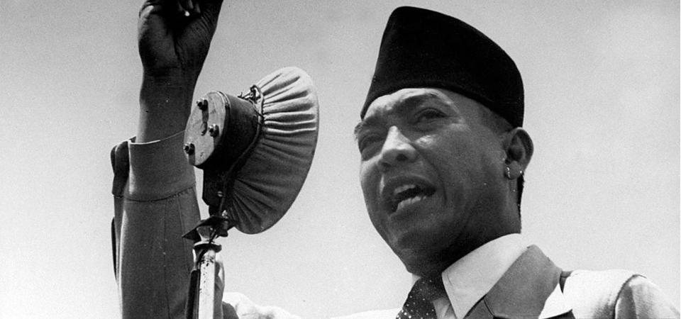Pemindahan Ibukota 1: Sukarno dan Pusat Indonesia Baru