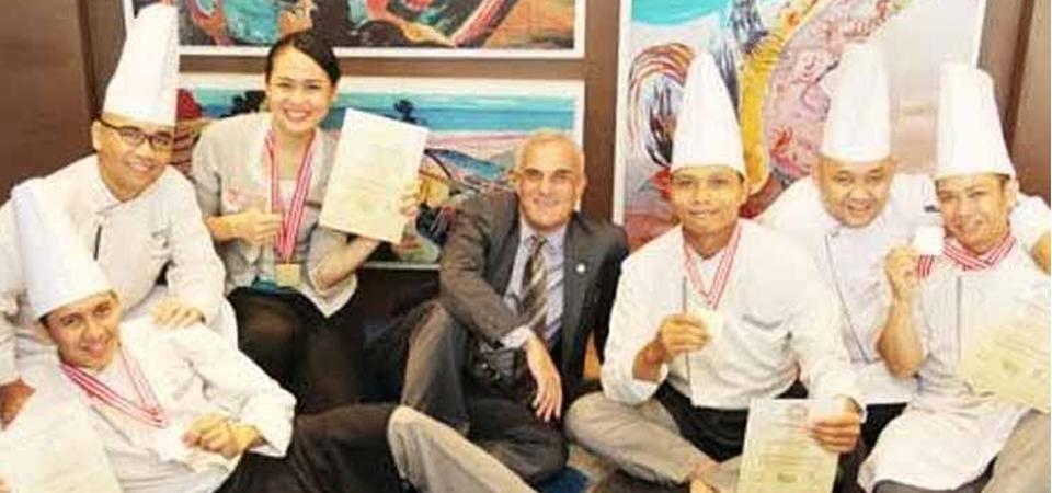 Hotel Ciputra Jakarta Berjaya di 11th Salon Culinaire 2017