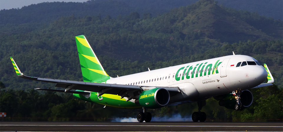 Citilink, Playing in the Green Field