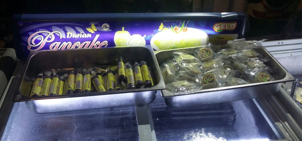 Penggila Durian, Bergegaslah ke Margo City