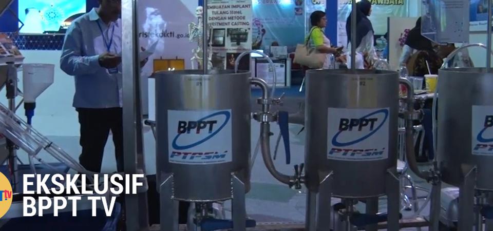 Inovasi BPPT Hentikan Penambangan Emas Tanpa Merkuri