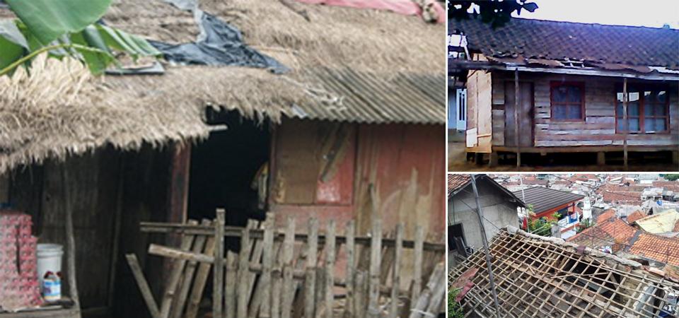 Baznas Bantu Renovasi Rutilahu di Kota Bogor