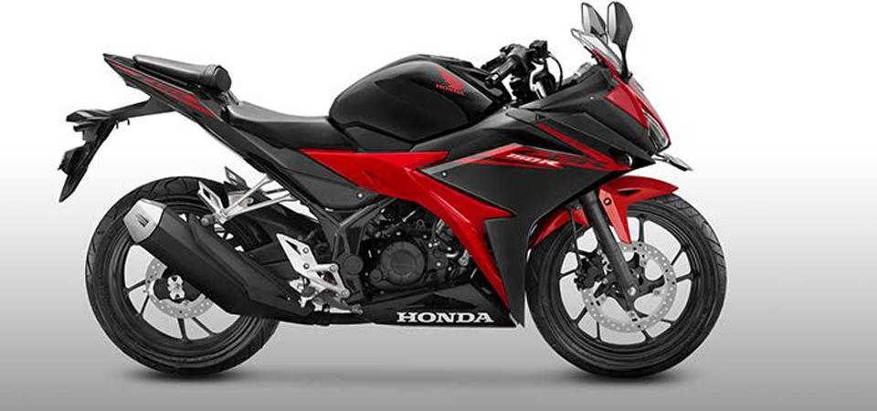 New Honda CBR150R Tampil Lebih Agresif