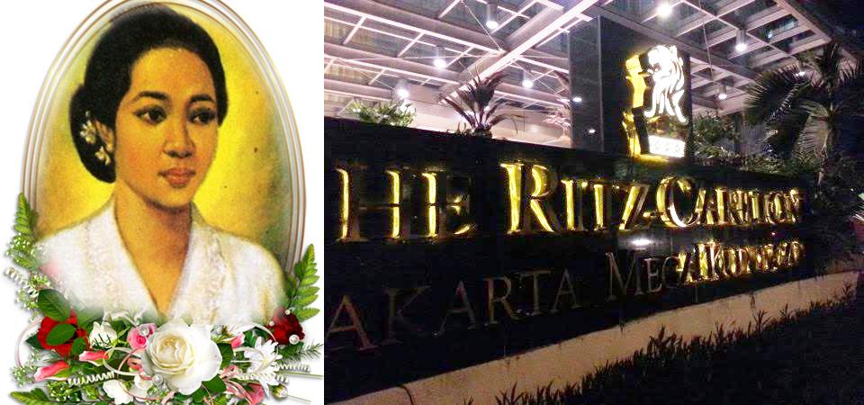 """Kartinian"" di The Ritz-Carlton Jakarta"
