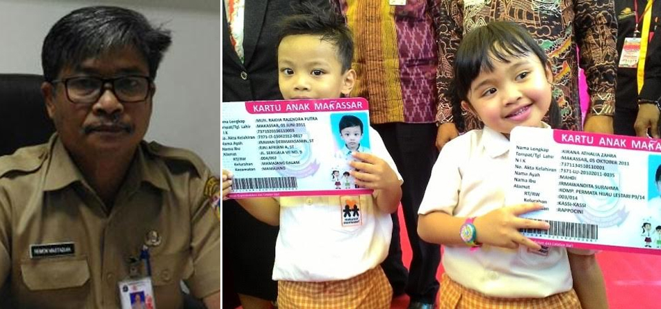 Kartu Identittas Anak di Jakarta Pusat