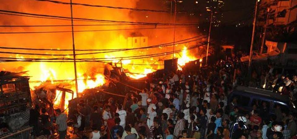 Januari-April, 369 Kasus Kebakaran Terjadi di DKI