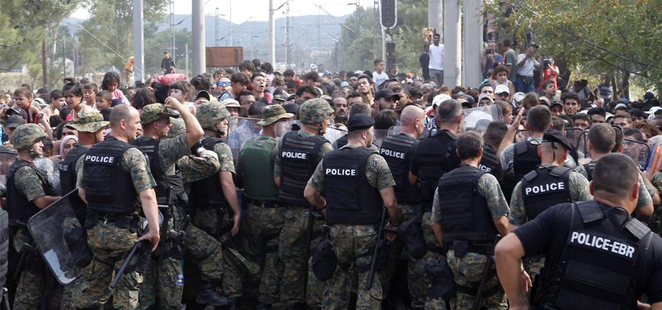 Enam Bulan Gonjang-ganjing di Balkan