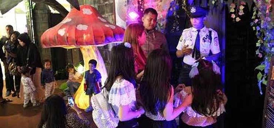 Mysteria Land, Dunia Imajinasi di Bekasi
