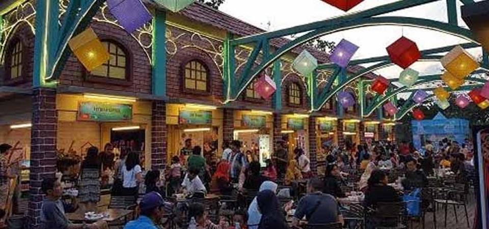 Jelajah Kuliner dI Pasar Senggol 2017