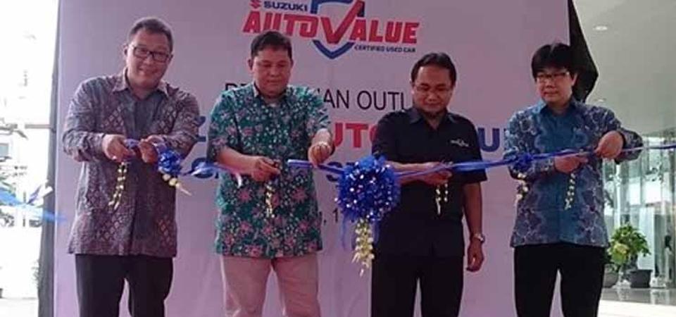 """Suzuki Auto Value"", Layanan Jual Beli Mobil Bekas"