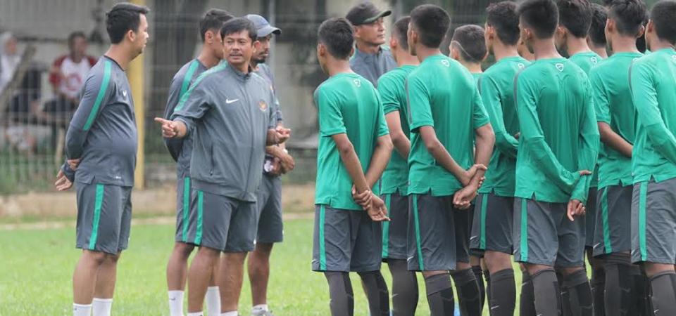 Indonesia di Grup Neraka Turnamen Toulon 2017