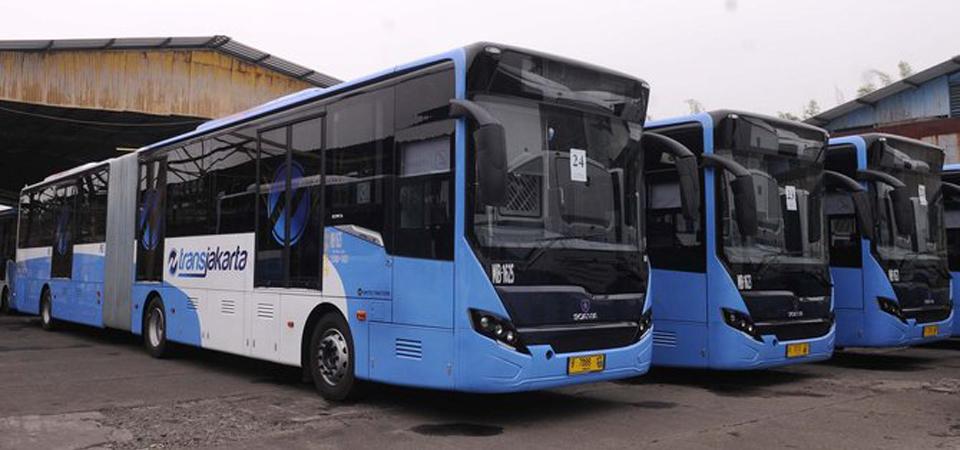 Ada Kartu Pelayanan Gratis Naik Bus