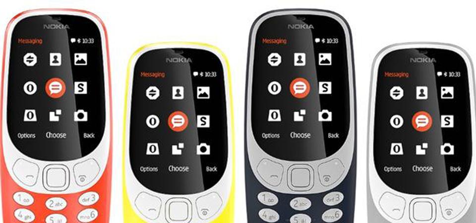 Nokia 3310 Siap Masuki Pasar