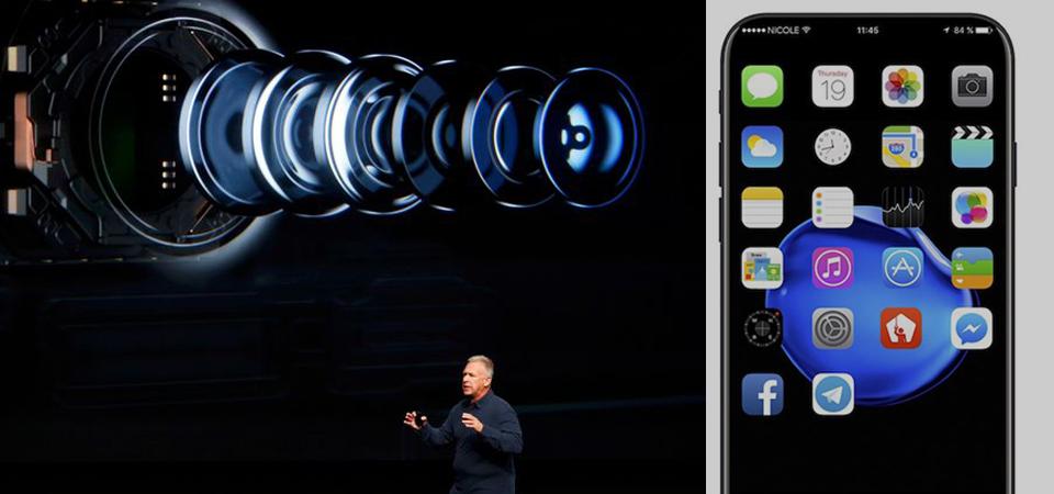iPhone 8 akan Dibekali Facial Recognition Teknologi 3D