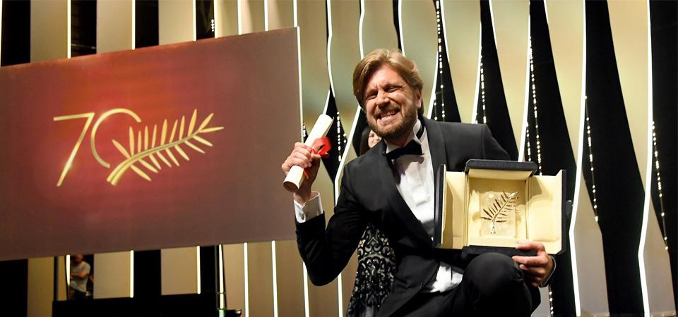 Sutradara Ruben Oustland Rebut Palme d'Or di Cannes