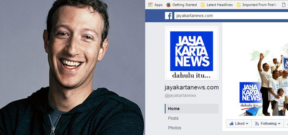 Masa Depan Keuangan Facebook Masih Tergantung Iklan Online